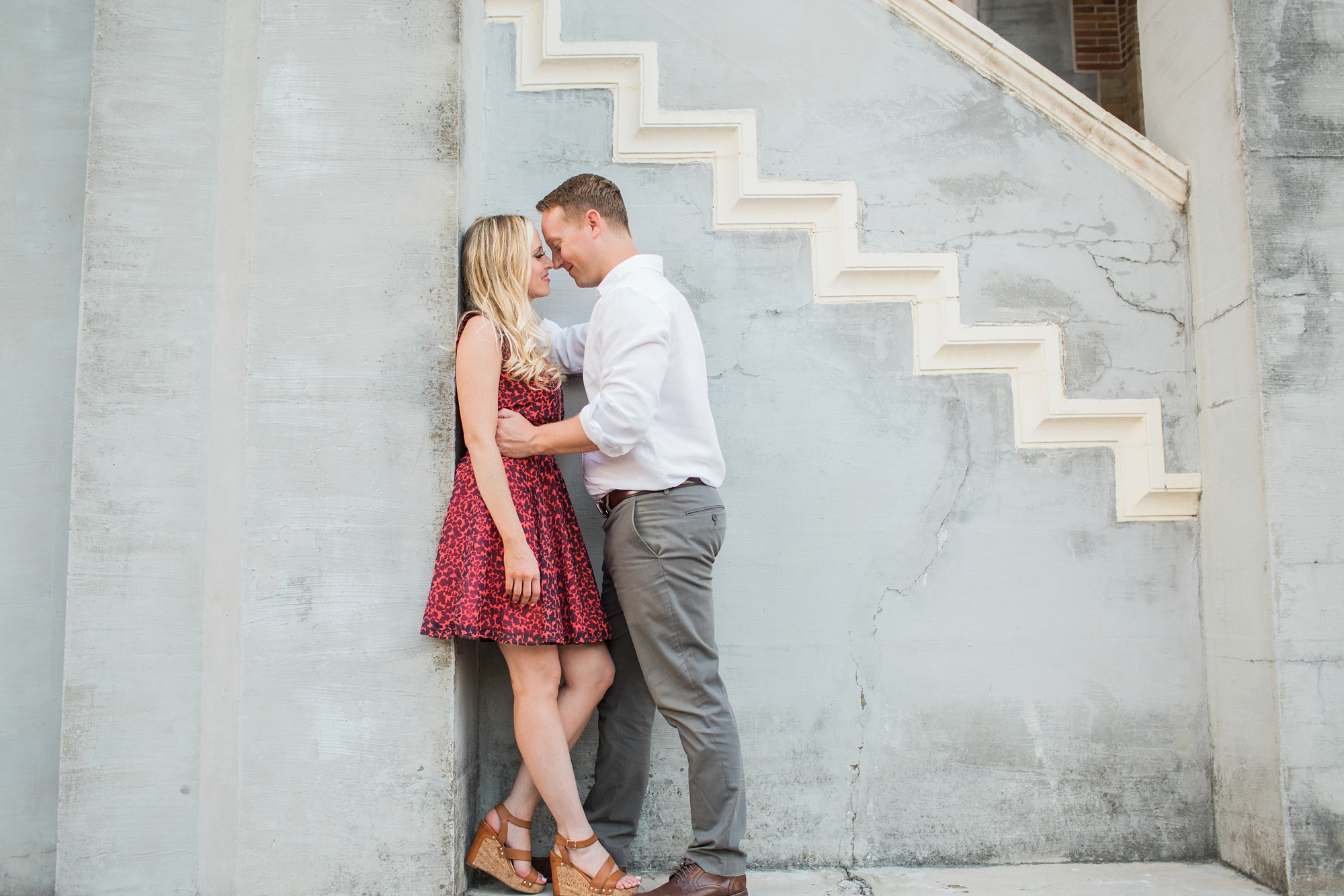 Natalie Broach Photography | St Augustine, Florida Engagement Session. Couple Photoshoot in St. Augustine, Florida.