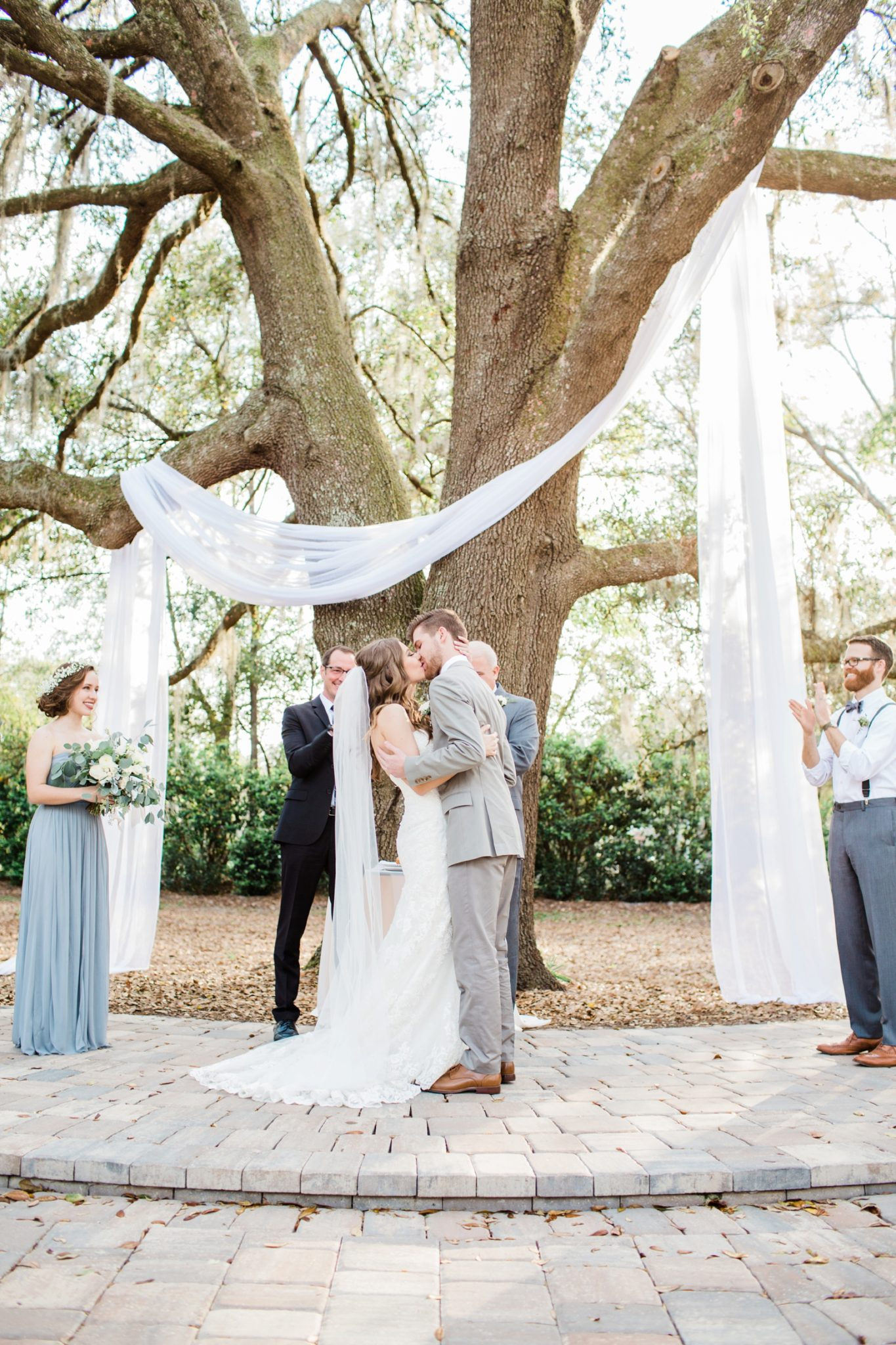 Rachel Amp Taylor Bowing Oaks Plantationwedding Natalie