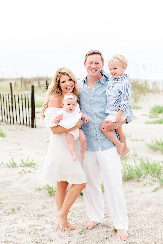 Natalie Broach Photography, Lindsey Regan Thorne, Family Session, Amelia Island Beach Plantation.