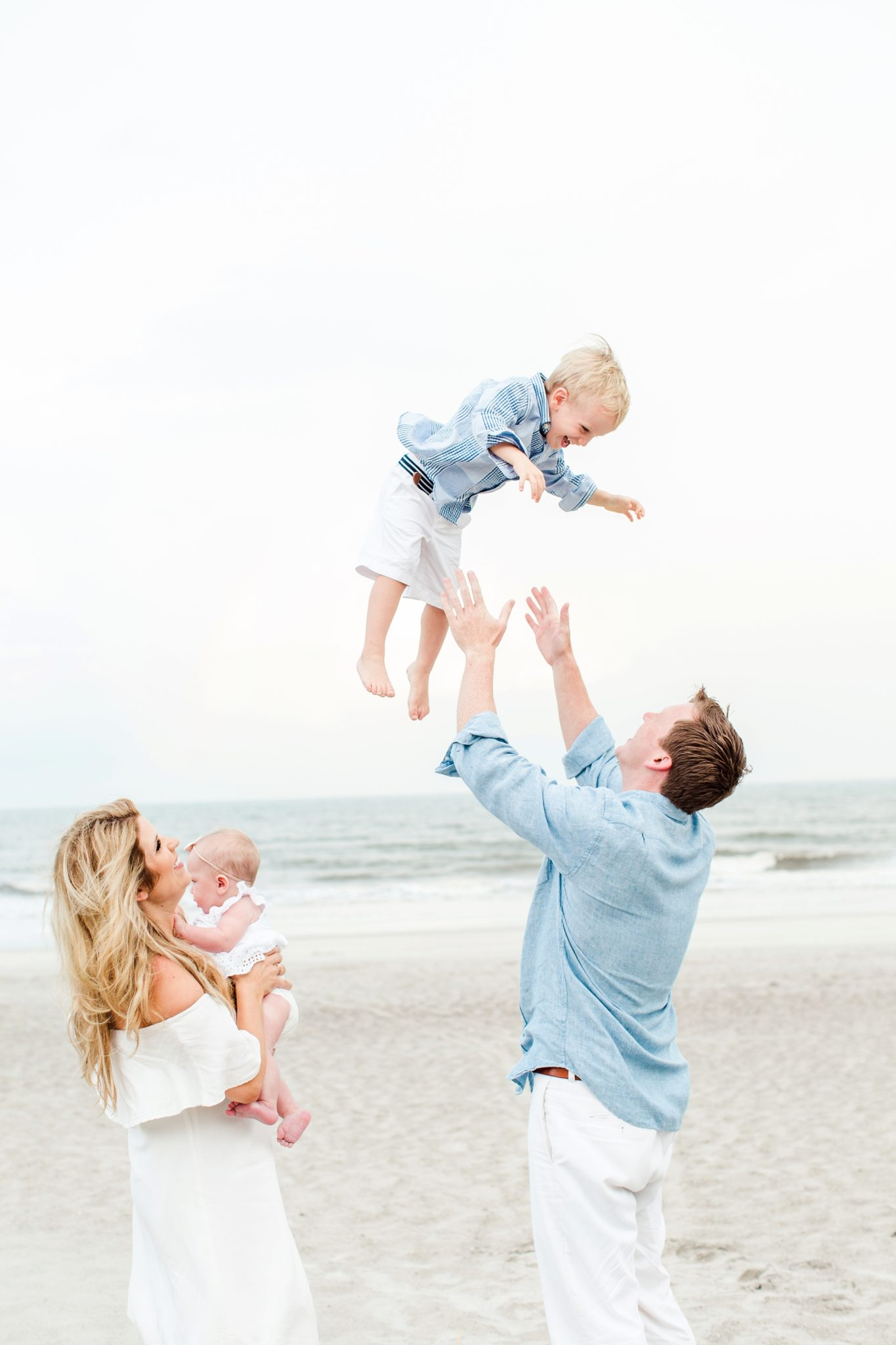 Natalie Broach Photography, Lindsey Regan Thorne, Family Session, Amelia Island Beach Plantation.