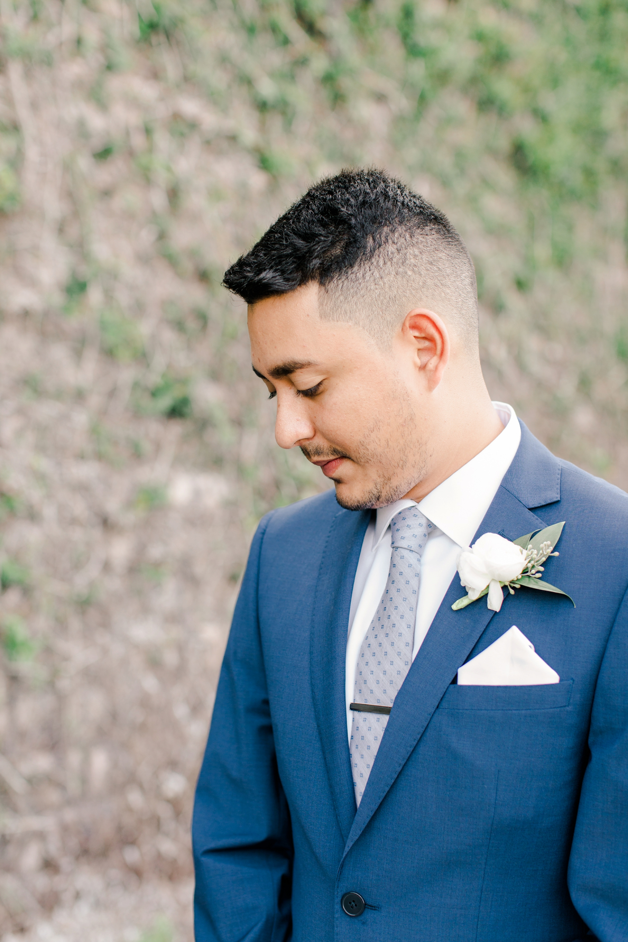 Natalie Broach Photography | Riano Wedding | Palencia Club Wedding | Jacksonville Florida Wedding Photographer |Groom