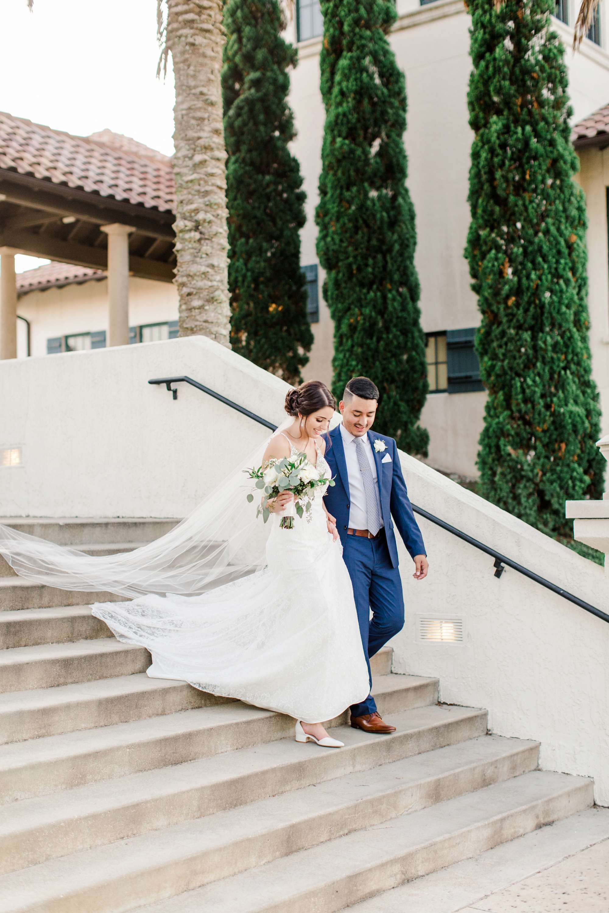 Natalie Broach Photography | Riano Wedding | Palencia Club Wedding | Jacksonville Florida Wedding Photographer |Bride and Groom