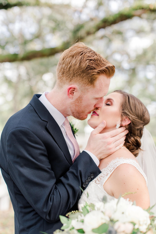 Natalie Broach Photography Meagan & Adam Wedding   Chandler Oaks Barn Jacksonville Florida . October Wedding   North Florida Wedding Photographer
