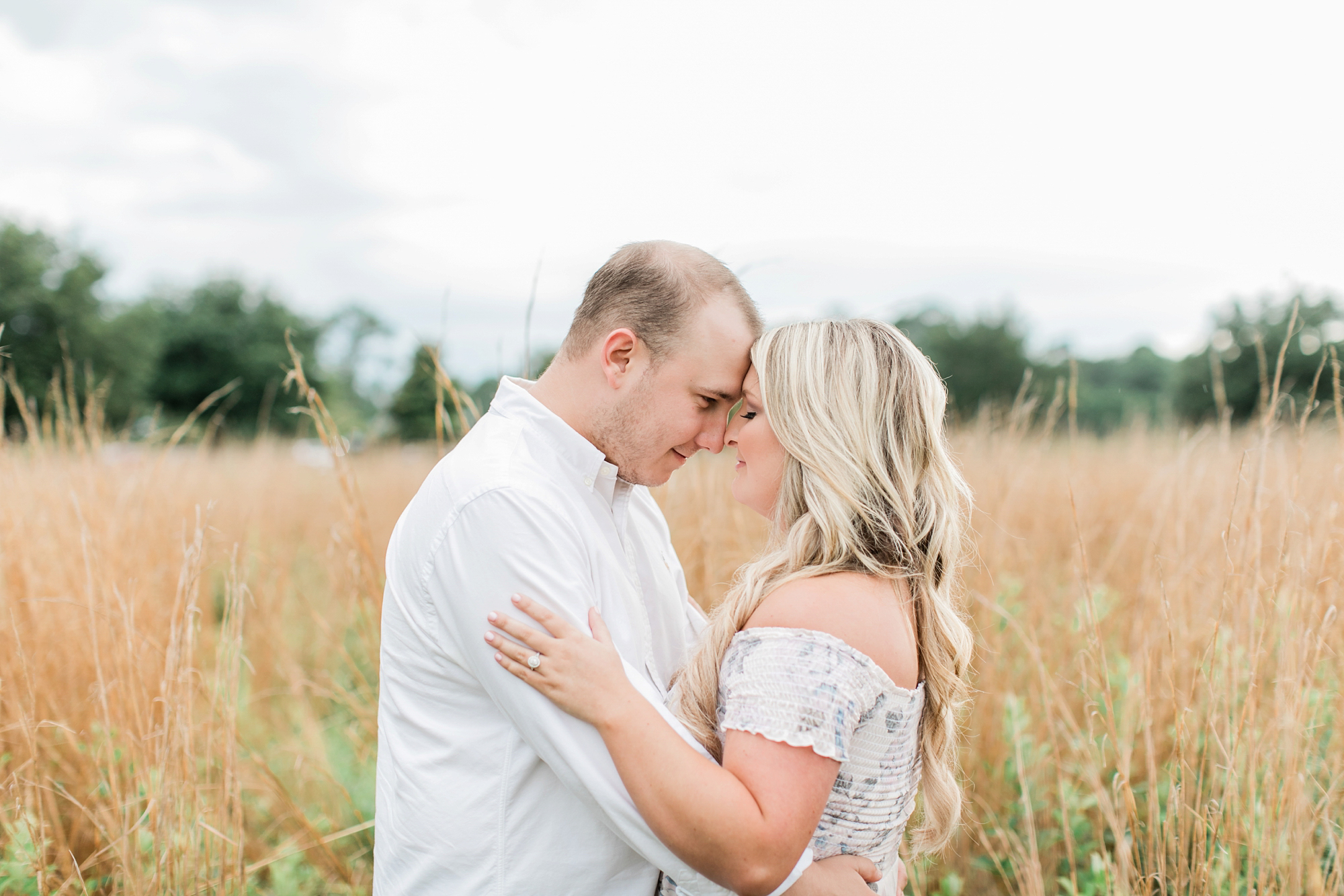 Natalie Broach Photography | Katelin and Austin Engagement Session | Jacksonville Florida Engagement Photographer | North Florida Photographer