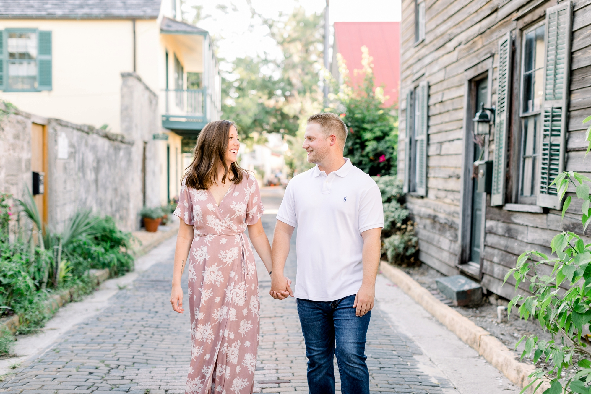 Natalie Broach Photography | St. Augustine Engagement Session | St. Augustine Photographer | North Florida Photographer