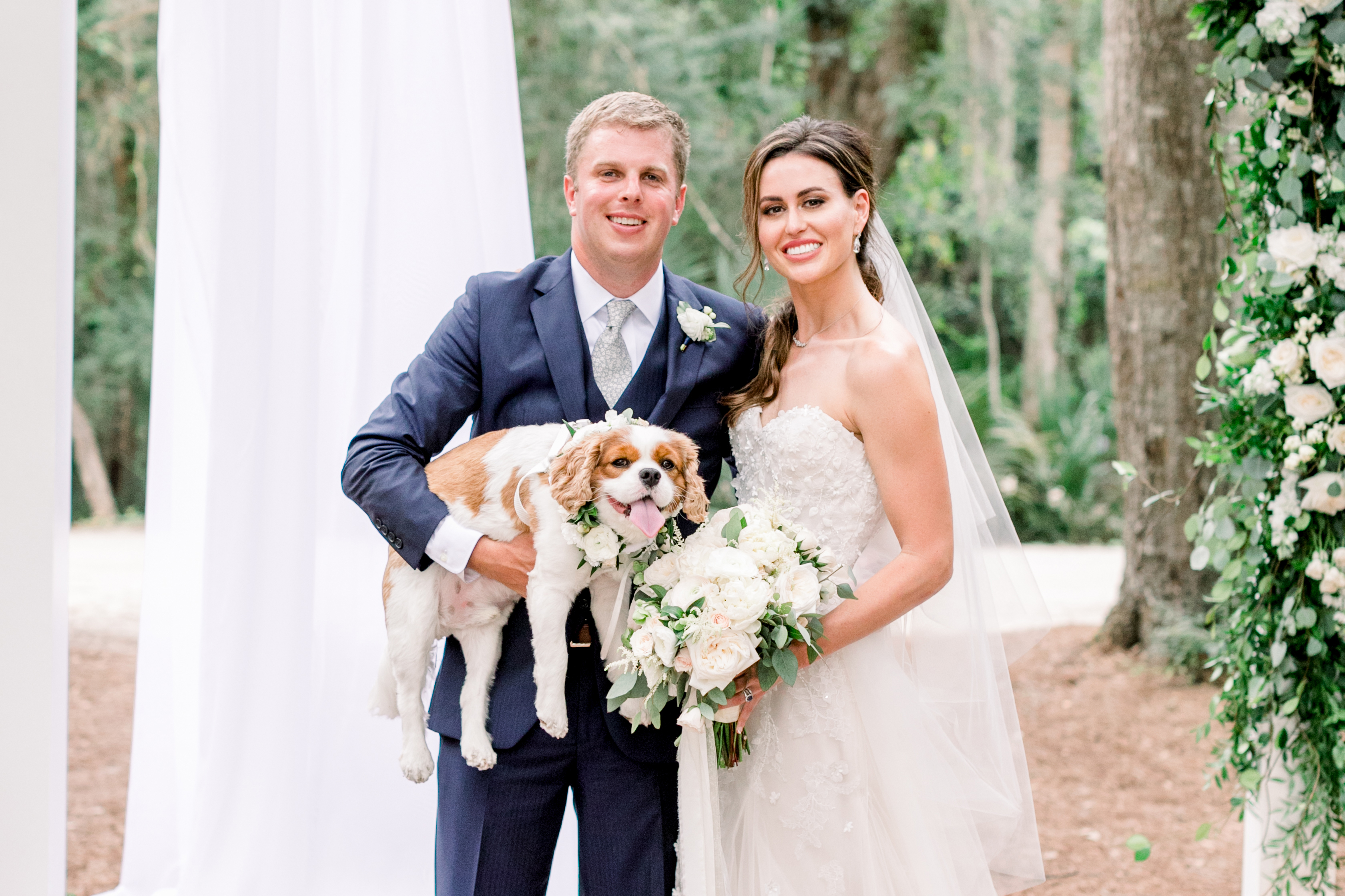 Natalie Broach Photography | Amelia Island Wedding Photographer | Walkers Landing Wedding | Jacksonville, Florida Wedding Photographer | North Florida Photographer